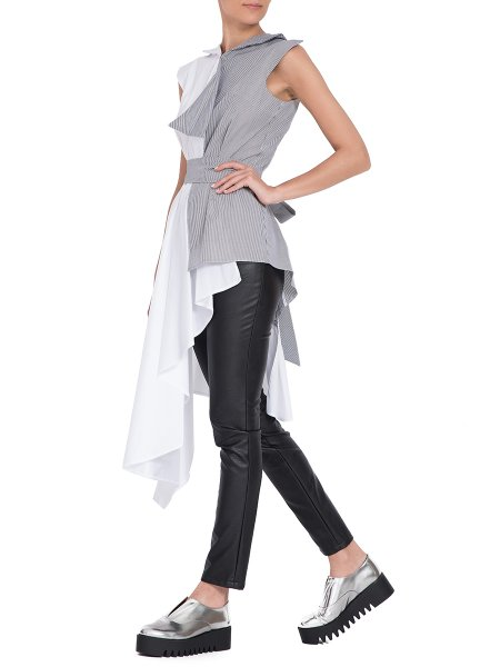 Asymmetric Cotton Top