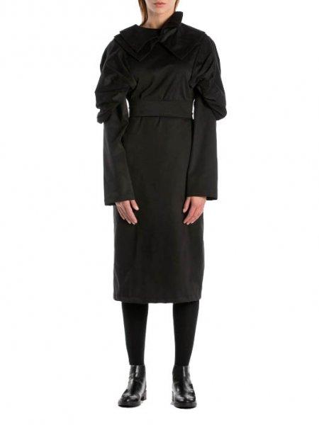 Avant-Garde Long Sleeve Dress / Coat