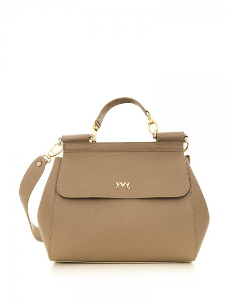 Beige Freya Shoulder Bag