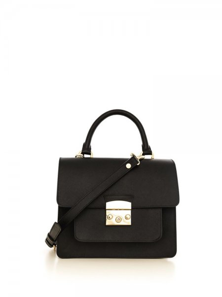 Black Clemence Bag