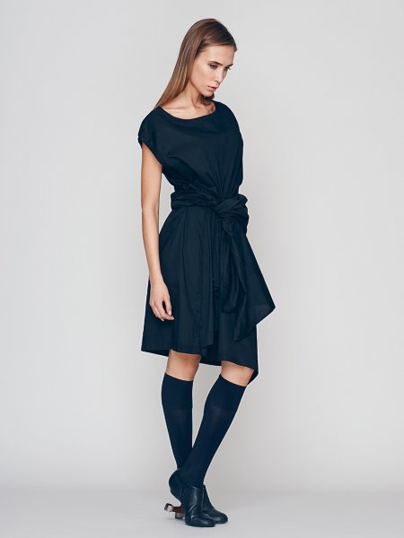 Black Cocktail Dress