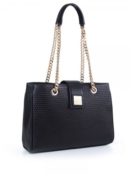 Black Lady Boss Shoulder Bag