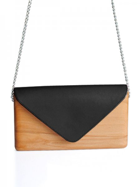 Black Mini Handcrafted Bag