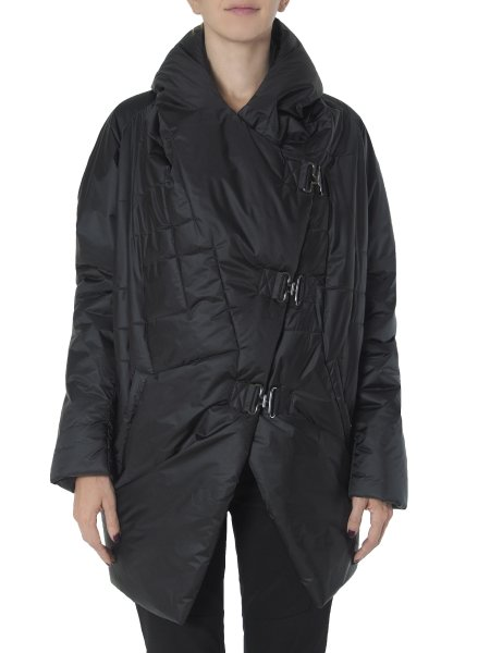 Black Slicker Jacket