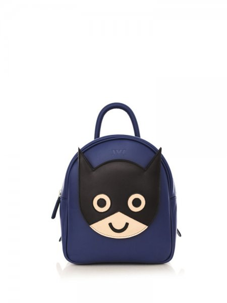 Blue Ami Batman Backpack