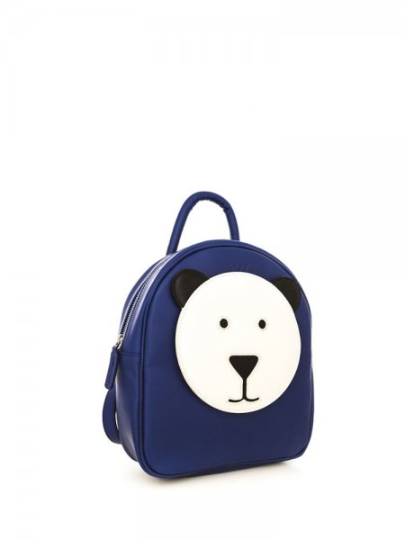 Blue Ami Bear Backpack