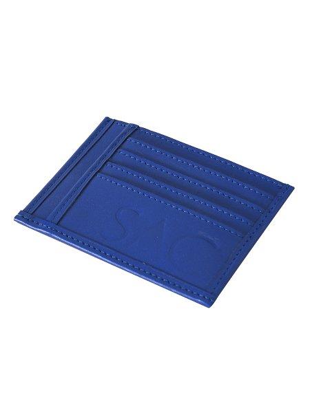 Blue Portcard