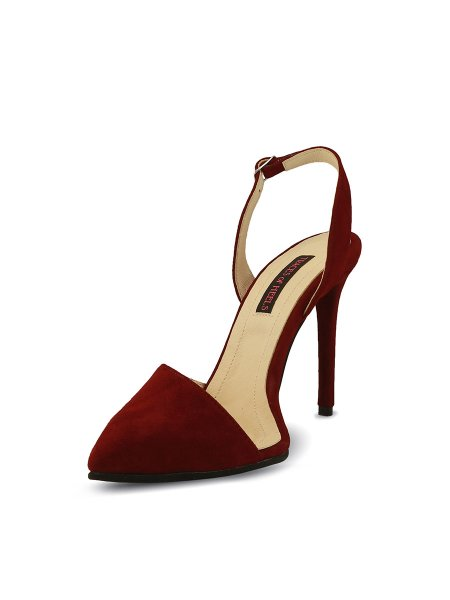 Bodeaux Leathers High Heels