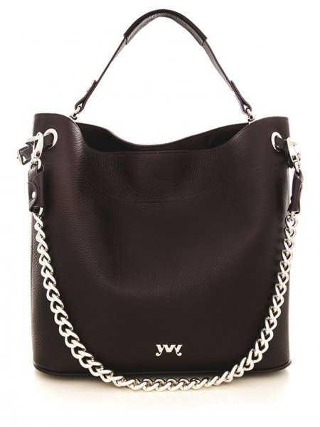 Bordeaux Cecile Shoulder Bag
