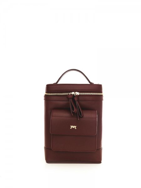 Bordeaux Colette Nappa Bag