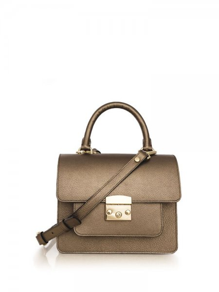 Bronz Clemence Bag