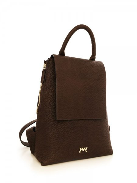 Brown Clara Backpack