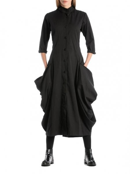 Cocktail Dress With Large Pockets