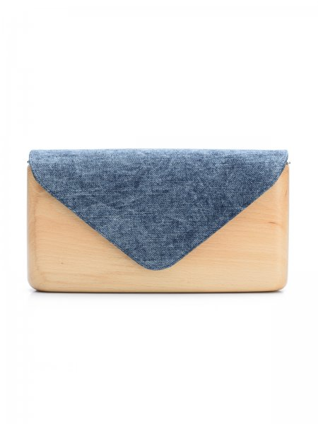 Denim Handcrafted Bag