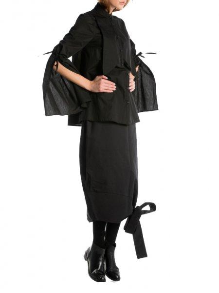 Extravagant Black Shirt