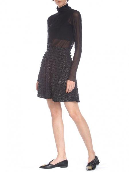 Flare Mini 3D Skirt
