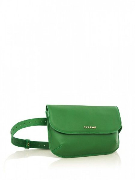 Green Elise Fanny Pack