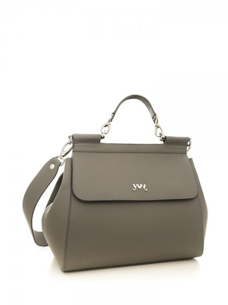 Grey Freya Shoulder Bag