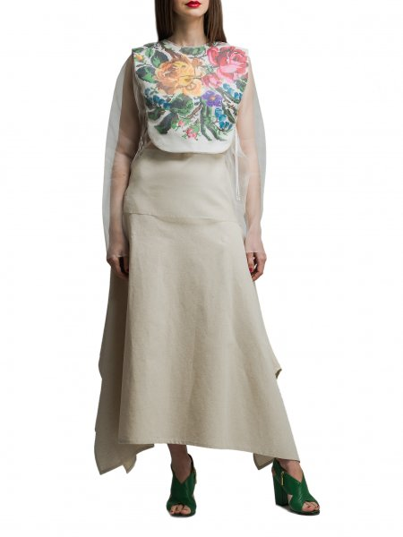 Handmade Embroidered Vest