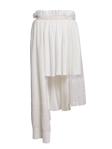 Hedy Lamarr Skirt Ivory