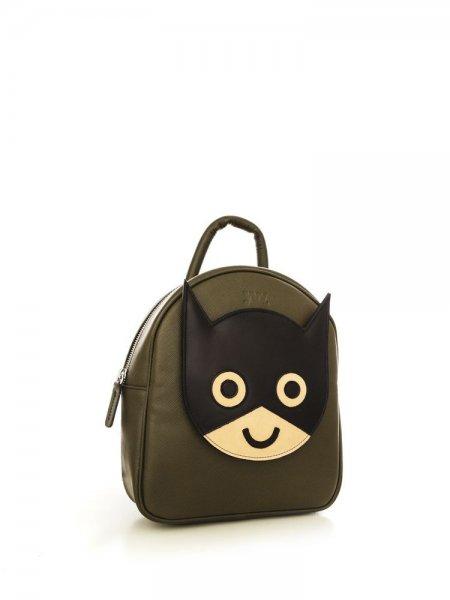 Khaki Ami Batman Backpack