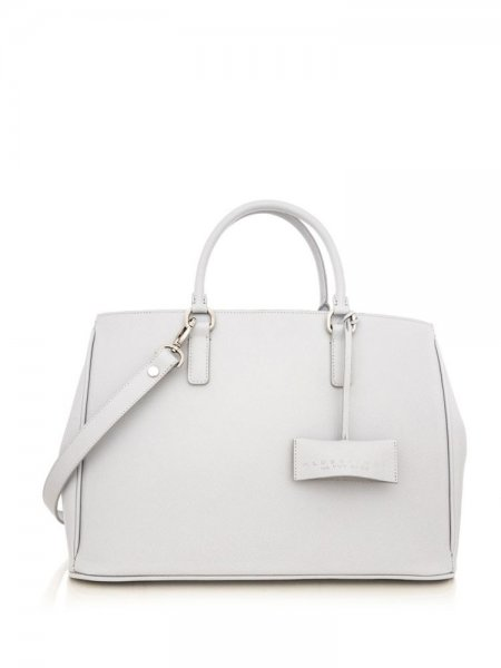 Light Grey Paulette Bag