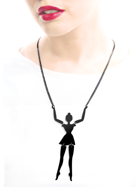 Little Ballerina Necklace