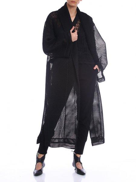 Mesh Kimono