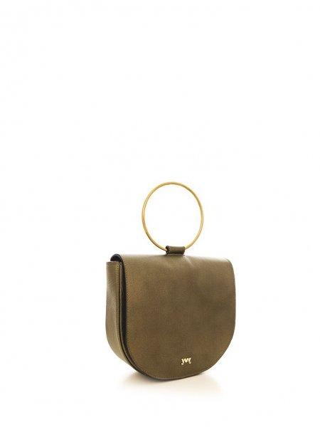 Metalic Florence Handbag