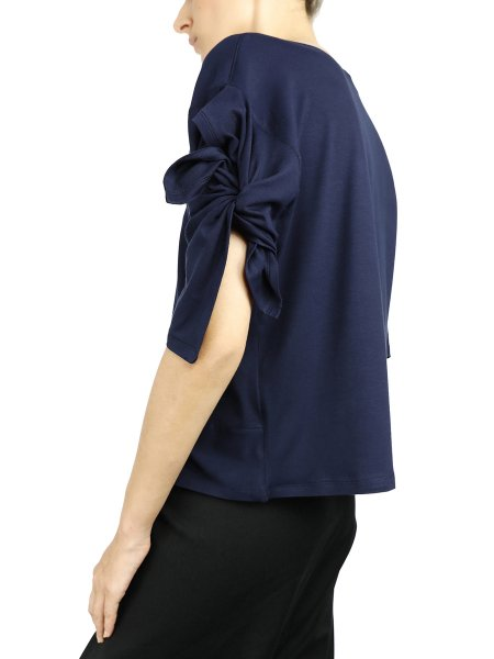 Navy Ruka Top
