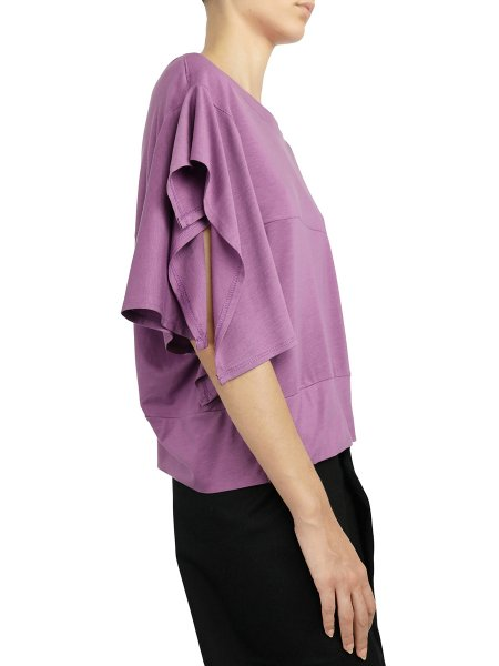Purple Ruka Top