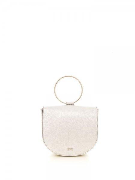 Silver Florence Handbag
