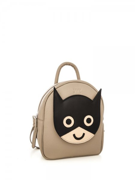 Taupe Ami Batman Backpack