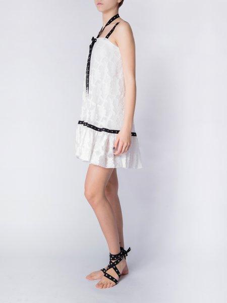 White Chic Dress