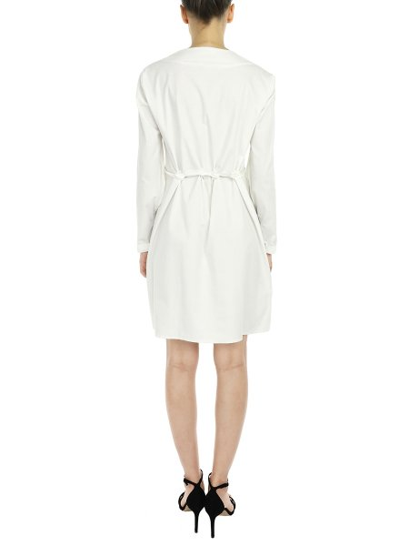 White Kael Dress