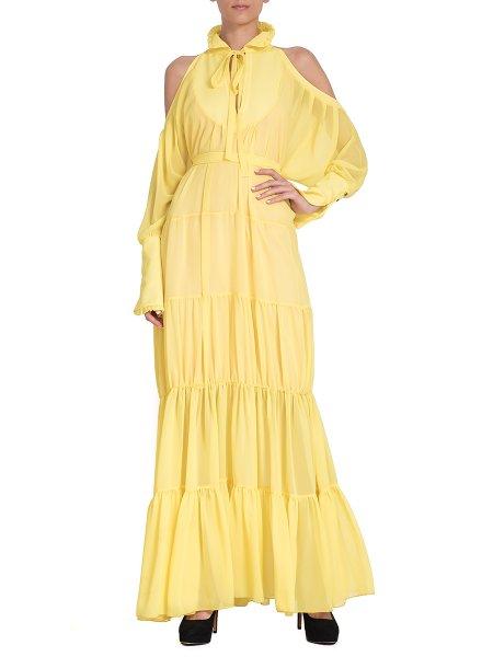 Yellow Maxi Dress